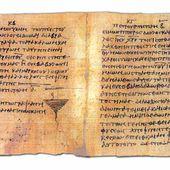 I Papiri di Ercolano. Il patrimonio librario più antico al mondo