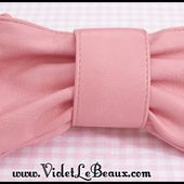 Cute Bow Pencil Case DIY - Violet LeBeaux - Free Cute Craft and Beauty Tutorials