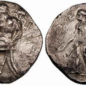 Crete, Sybrita - Ancient Greek Coins - WildWinds.com