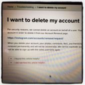 How-To Download Your Instagram Photos and Kill Your Account | Gadget Lab | Wired.com