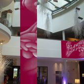 Sofitel Brussels Europe hotel presents a Guillaume Bottazzi's installation