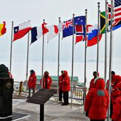 How Leidos wound up taking over Antarctic Support Contract from Lockheed Martin