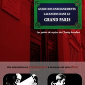 Guide des enseignements lacaniens dans le Grand Paris