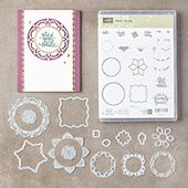Eastern Medallions Thinlits Dies by Stampin' Up!