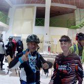 vtt rando la tour d'aigues 2015 par les papy riders