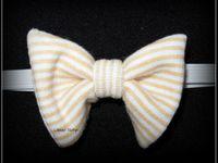 2013.12.28 - Brassière, bloomer et noeud papillon : jersey de coton et velours
