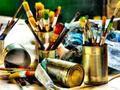 Régine Martin : Peintre amateur