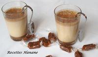 Crème caramel (sans oeufs)