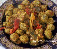 Boulettes de sardines à la marocaine
