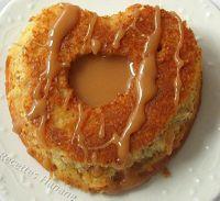 "Coeur moelleux ""banane-caramel"""