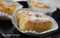 Gâteau aux pommes - coco