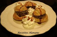 Profiteroles gourmandes