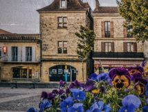 Maison du gouverneur. Lalinde. Photo de Laurent