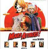 Mars Attacks ! (1997) de Tim Burton