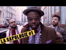 La sapologie : l'humour avant gardiste,l'humour underground de la diversité