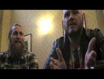 Soilwork interview with Flink and Bjorn Speed for the Living infinite album out in 2013