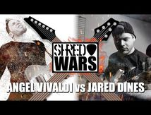 La dernière video de JARED DINES vs Angel Vivaldi - Shred wars, très fun!