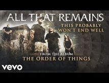 New ALL THAT REMAINS song