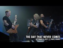 METALLICA live in Paris Accord Arena