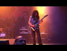 Concert COMPLET de MORBID ANGEL a Houston
