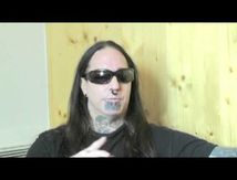 Devildriver interview by loud tv with Dez Fafara