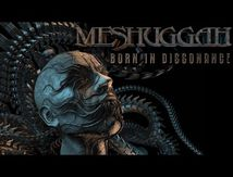 "La nouvelle lyrics video de MESHUGGAH ""Born in Dissonance"""