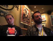 Video interview with A.D.D