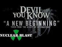 New DEVIL YOU KNOW lyrics song : The album is available on Nuclear Blast records !