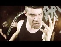 """New GORY BLISTER videoclip """"The fifth fury"""""""