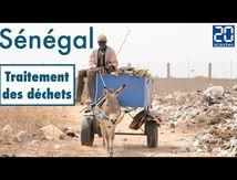 Caritas organise le traitement des déchets au Sénégal