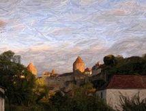 découvrir la Bourgogne : photo-mystère n° 9 (série 2)