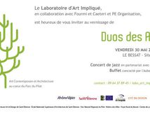 Vernissage Duos des Arbres