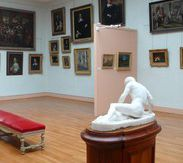 Parole d'artiste au Musée Crozatier
