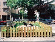 Fin des Jardins de Rue