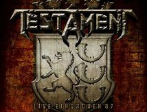 TESTAMENT: Live At Eindhoven 87 (2009-Prosthetic)[Thrash-Metal]