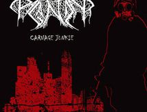 PAGANIZER: Carnage Junkie (2008-Vic records)[Death-Metal]