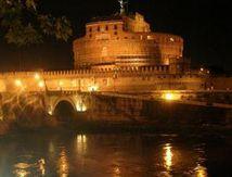 La nuit à Rome et l'empereur Hadrien