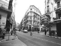 Rue Michelet/ Rue Hoche