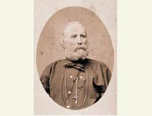 Garibaldi...élu à Alger!!