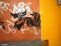 Graffitis aujourd'hui