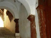 Les escaliers de la Casbah