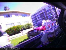 En allant sur Hollywood Boulevard