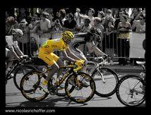Les derniers mètres du maillot jaune