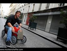 Le rêve de gosse de Sébastien Loeb