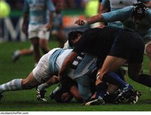 Rugby World Cup 2007 : France - Argentine