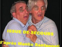 """Issue de secours"" Santanelli"