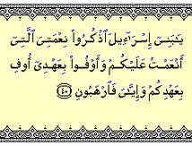 """Que désigne """" Bani Israël """" dans le Coran?"""