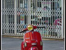 Vespa qu'on peut être libre et mobile avec un deux roues ?