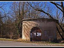 La Combelle - ancienne station de pompage sur l'Allagnon (63)