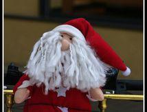 Un pére Noel super attendrissant ...